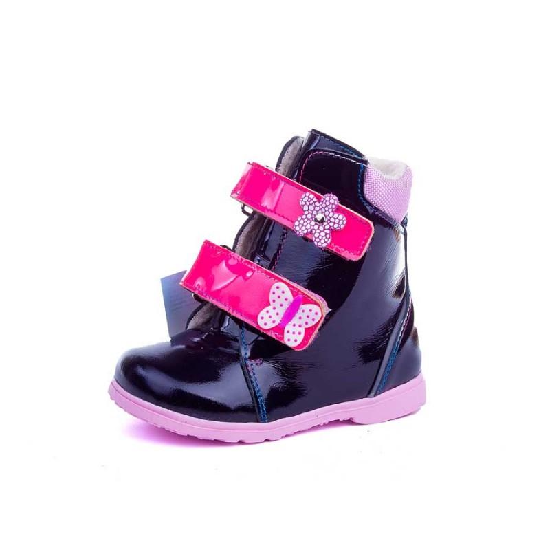 Dawid buty dla dzieci 1484 zimowe ortopedyczne, buty pod