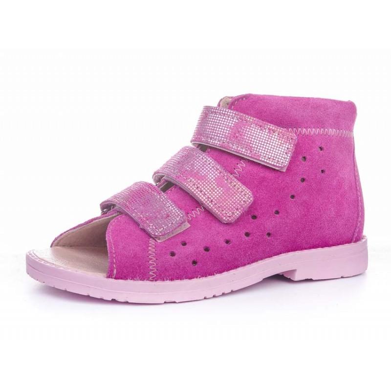 Dawid 1042 RCPK buty profilaktyczne dla dzieci znak zdrowa stopa