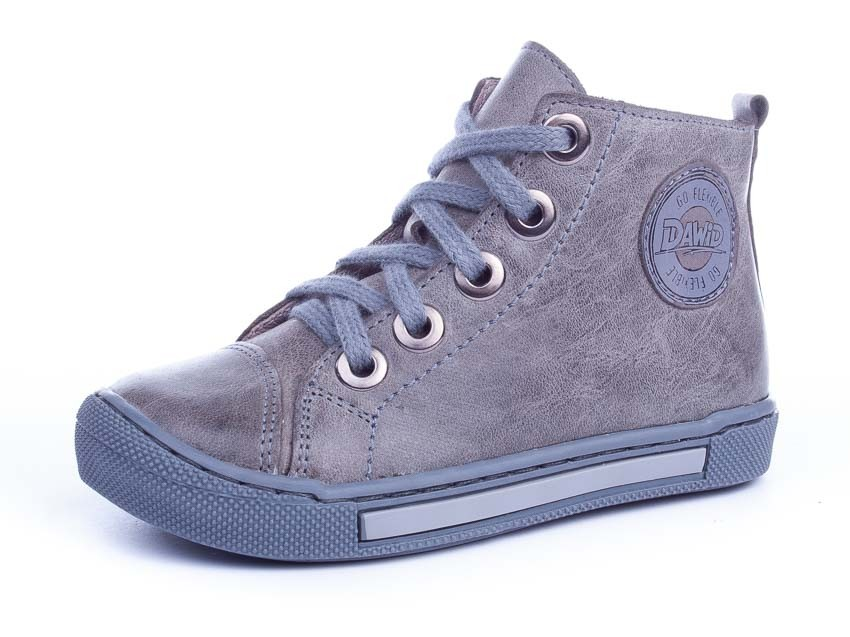 buty dla dzieci pod wkładki Trampki profilaktyczne Dawid 1811 SZ