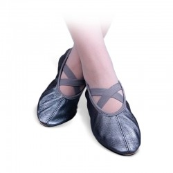 baletki srebrne ciemne
