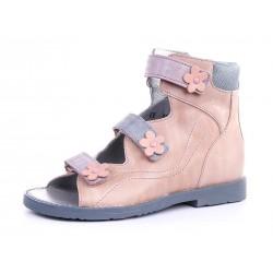 Sandały dziewczęce profilaktyczne 951 RJSZ