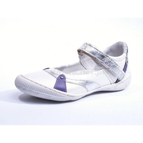 919 BF biały + fiolet