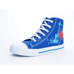 TX001 ROYAL BLUE TRAMPKI