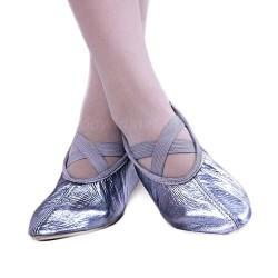 Baletki srebrne