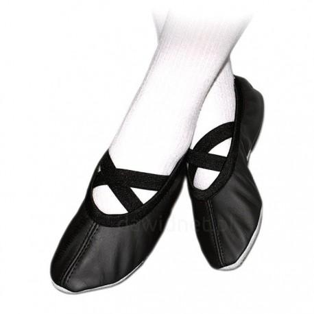 Baletki czarne
