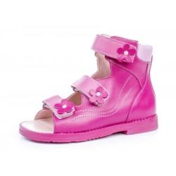 Sandały dziewczęce profilaktyczne 951 RC