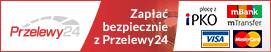zapłać przez przelewy24.pl